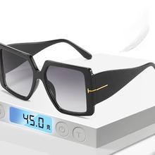 Retro Black Square sunglasses Men Women 2021 Brand Design Vintage Shield Frame Sun Glasses Tortoises