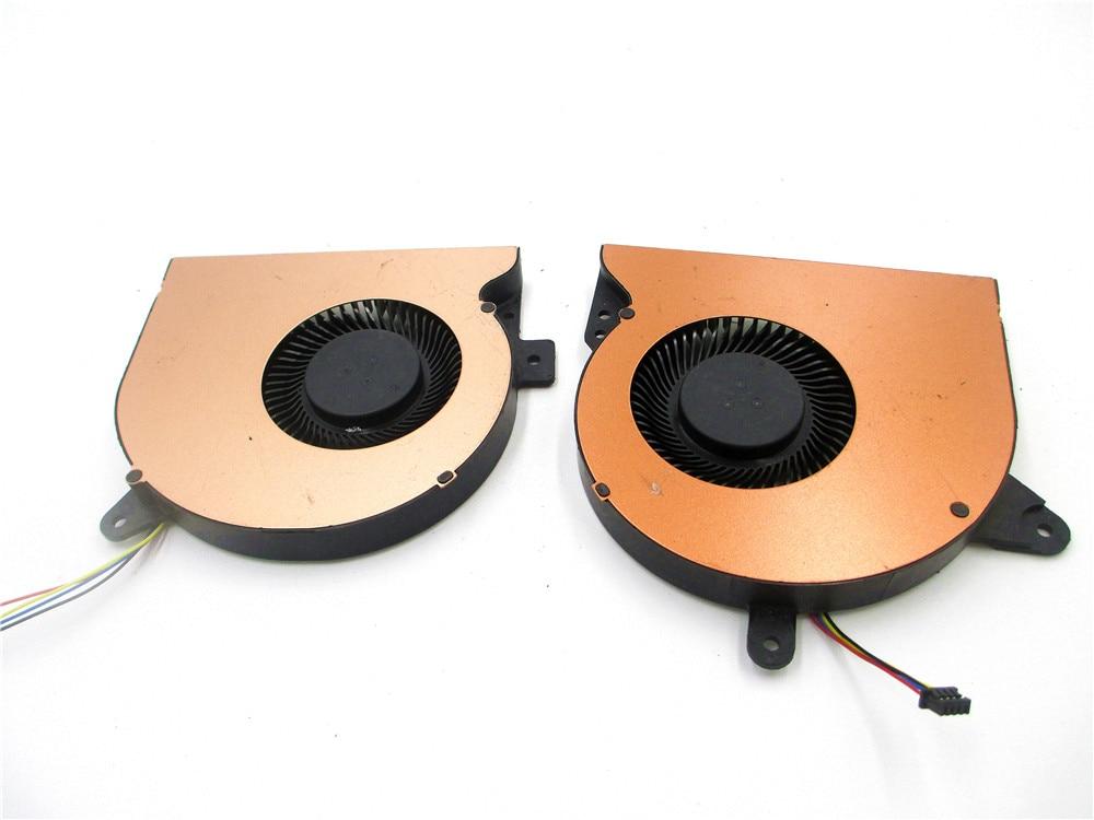 Новый Процессор + вентилятор охлаждающий вентилятор для ASUS ROG G752 G752V G752VY G752VT G752VL ноутбук кулер MF75090V1-C520-S9A MF75090V1-C510-S9A