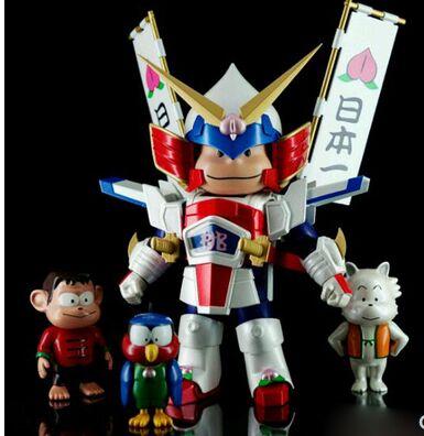 PEACHBOY leyenda NIPPON ICHI MOMOTARO MODELO DE figura de acción de juguete