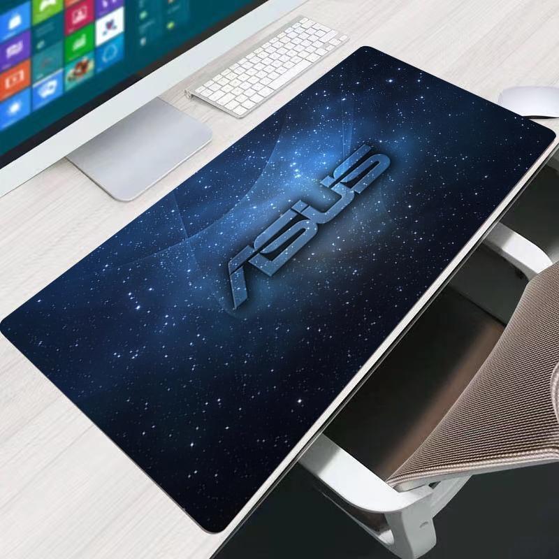 AliExpress - ASUS Gaming Mouse Pad Large Mousepad Gamer Accessories XXL Anti-slip Natural Rubber PC Computer Keyboard Desk Mat