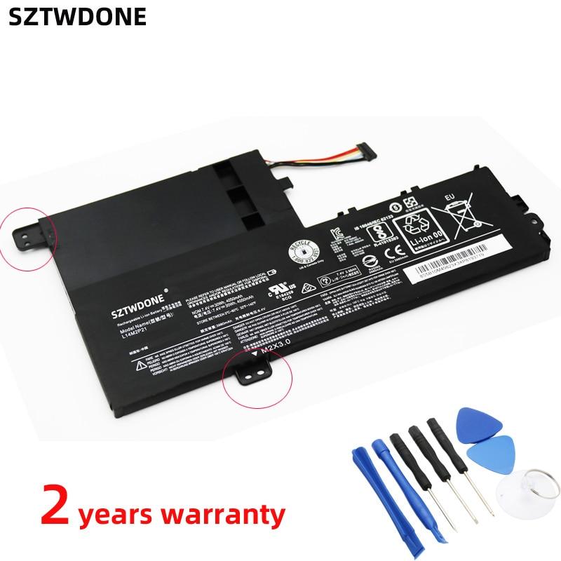 Batería para portátil SZTWDONE para Lenovo L14M2P21 7,4 V 30WH 4050MAH