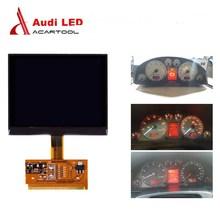 Для Audi lcd VDO, цифровой дисплей на приборной панели, Ремонтный манометр для Audi A3/A4/A6 для Golf/Passat/Seat