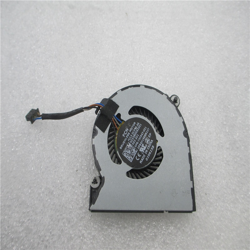 Portátil ventilador para HP 820 G1 720 G1 725 G2 780895-001 730547-001 6033B0033301 KSB0405HBA02 DFS401505M10T FCC3