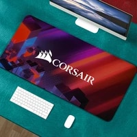 gamer mouse pads corsair logo computer mouse mat desk mause pad keyboard mouse xxl carpet gaming accessories for pc desk mat rud