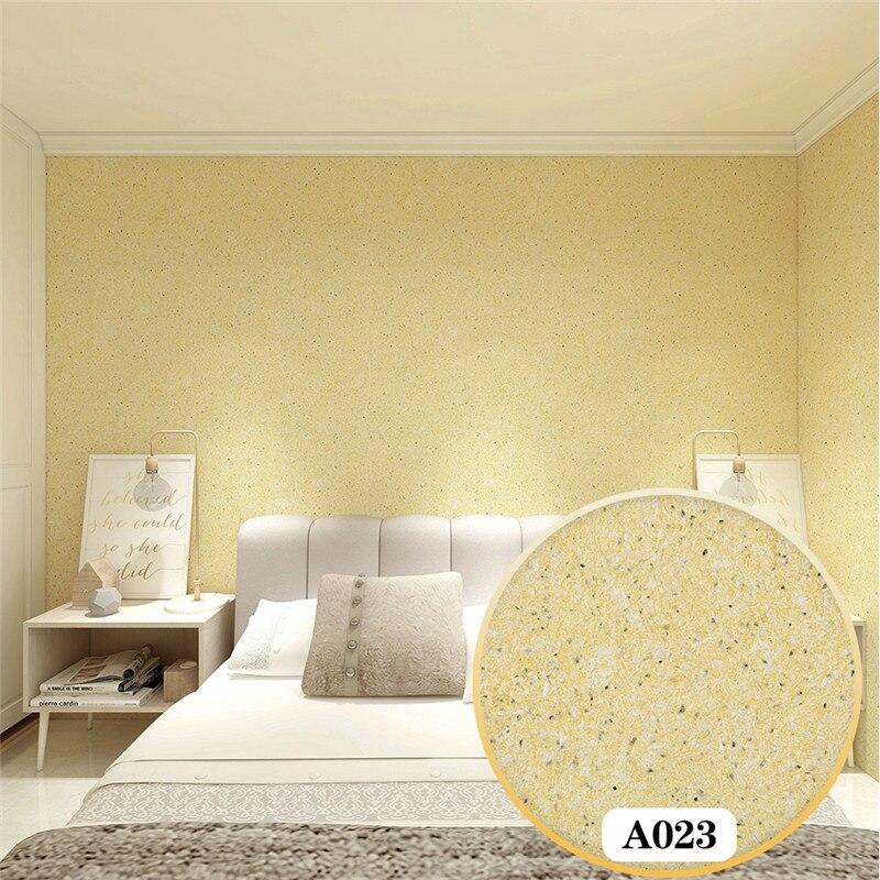 A023 ورق حائط سائل مصنوع من ورق حائط مصنوع من الحرير
