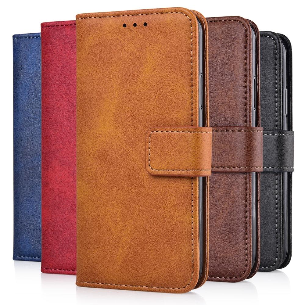 Redmi Note 8T 8 7 6 5 5A 4 4X 3 Case for Xiaomi Redmi Note 9S 9 Pro Case Flip Leather Wallet Case on Redmi Note 5A Prime Cover