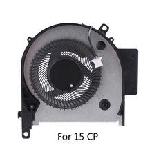 Laptop CPU Lüfter Kühler Kühler Ersatz für HP 15 CP Notebook Zubehör Effiziente Wärmeableitung Geräuscharm C26