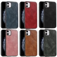 luxury pu leather phone case for iphone 7 7 plus 8 8 plus x xs xr xs max 11 11 pro 11 pro max se 2020