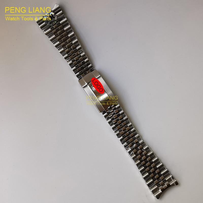 904L Stainless Steel Watch Bands Bracelet for RLX Rolex Datejust 126334 , Watch Parts, Watch Accessories, Watch straps