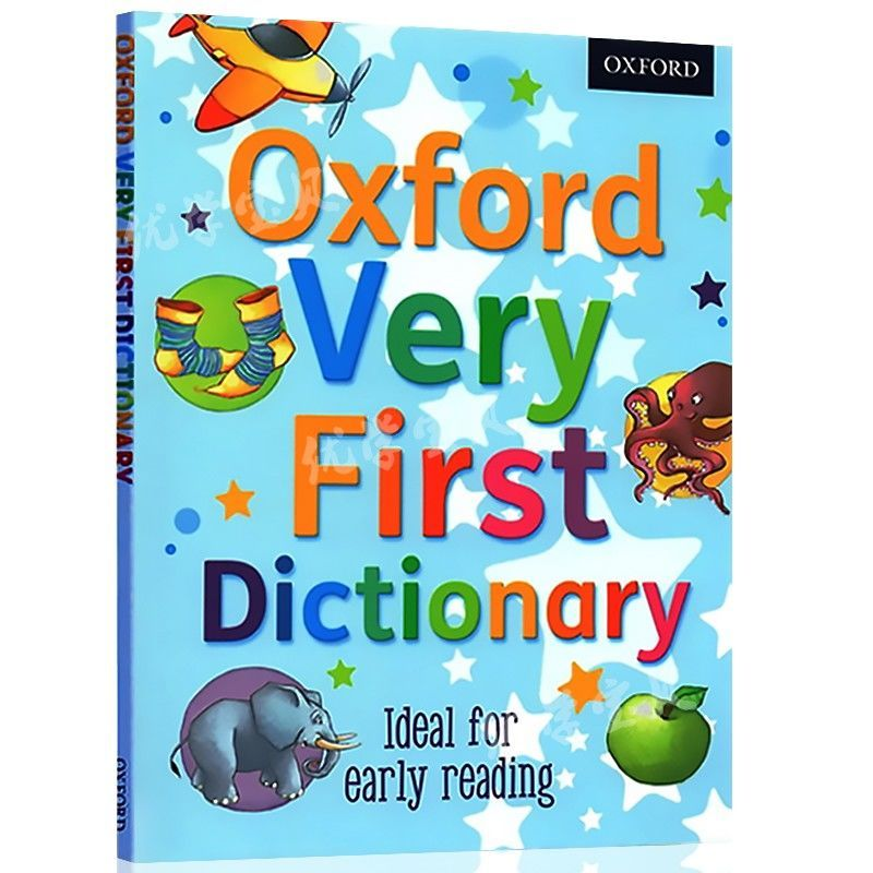 Фото - English Books Children's Enlightenment Picture Dictionary Oxford First Dictionary Dictionary English Picture Dictionary Libros my first english pict dictionary the school