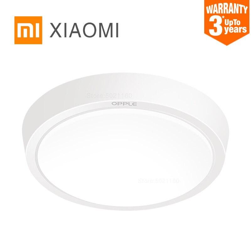 XIAOMI MIJIA-مصباح سقف LED دائري IP44 ، مصباح مقاوم للماء للمطبخ ، الحمام ، الشرفة ، المدخل ، 6 واط ، 12 واط