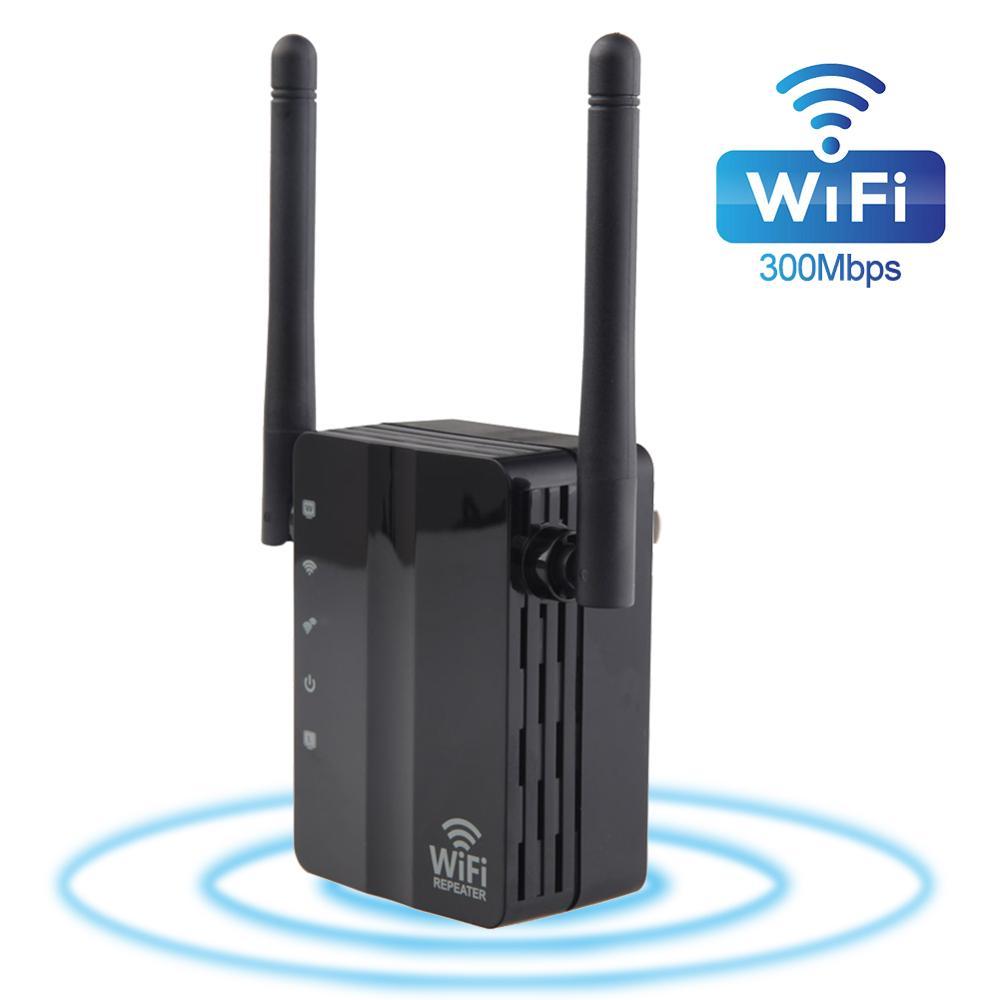 Repetidor WiFi 300Mpbs WiFi, 2,4G extensor WiFi, amplificador WiFi inalámbrico, repetidor de señal WiFi