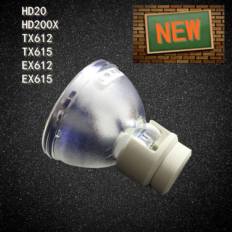 مصباح ضوئي لمبة sp.8eg01gc01 ل اوبتوما EX612 EX610ST DH1010 EH1020 EW615 EX615 HD180 HD20 HD20-LV HD200X