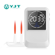 Instrument portatif de traitement de rhinite de laser froid de vente chaude pour la rhinite, les polypes nasaux, les maladies cardiovasculaires