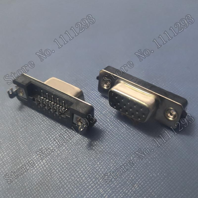 10 unids/lote conector VGA para Samsung RV420 RV520 RV720 portatil CRT