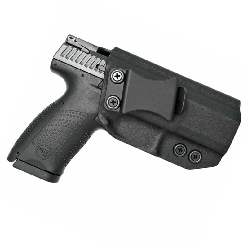 Inside the Waistband kydex IWB Internal Holster For CZ P10 C F S Full Size compact subcompact Concealment clip Concealed Carry