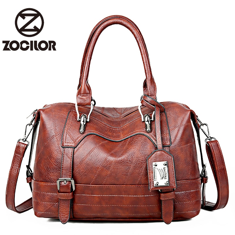 Nuevo bolso de mano a la moda para mujer 2020, bolsos cruzados de alta calidad para mujer, bolso de hombro de cuero de PU, bolso de mano de gran capacidad para mujer