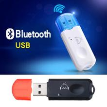 USB AUX Bluetooth Receiving Wireless Audio Adapter Stereo With Microphone For USB Car MP3 Player Spe