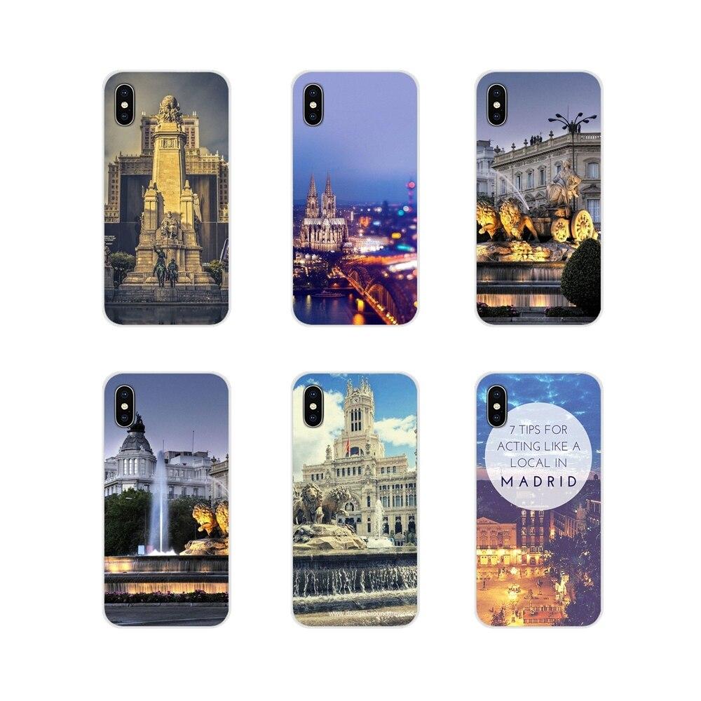 Cibeles-funda para teléfono móvil, funda para Samsung Galaxy J1 J2 J3 J4...