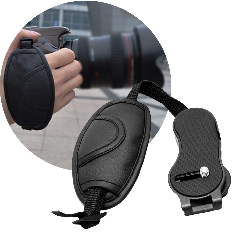 Besegad correia da câmera digital mão correia de pulso para canon nikon esporte cabo stablizer corda para filme slr dslr câmera cinto acessórios
