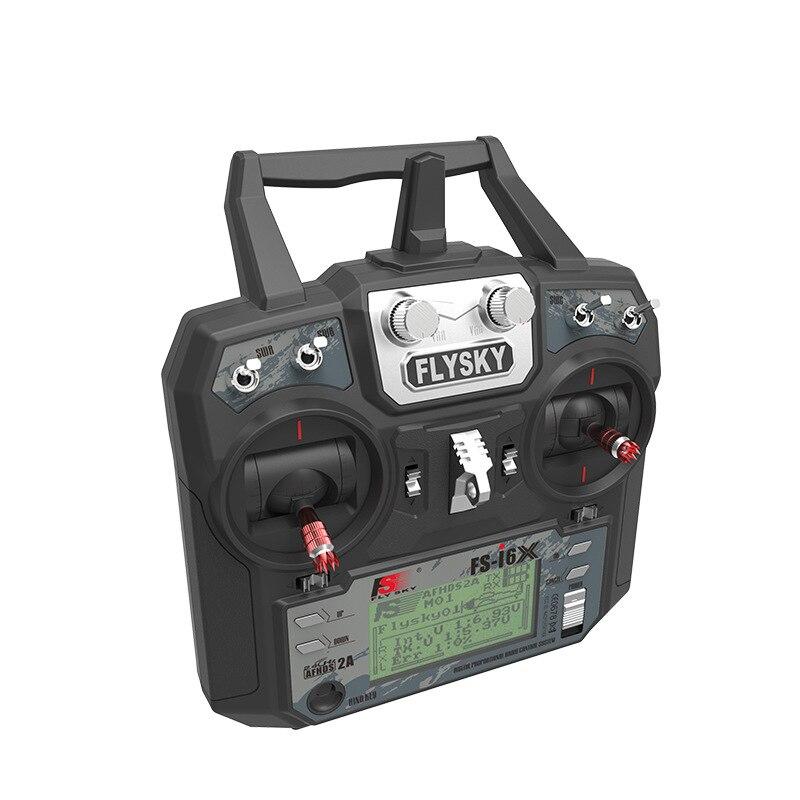 Newest Flysky FS-I6X remote control with IA6B / X6B / I10B receiver 6 channel 2.4G transmitter flight simulator FLYSKY-i6X+IA10B enlarge