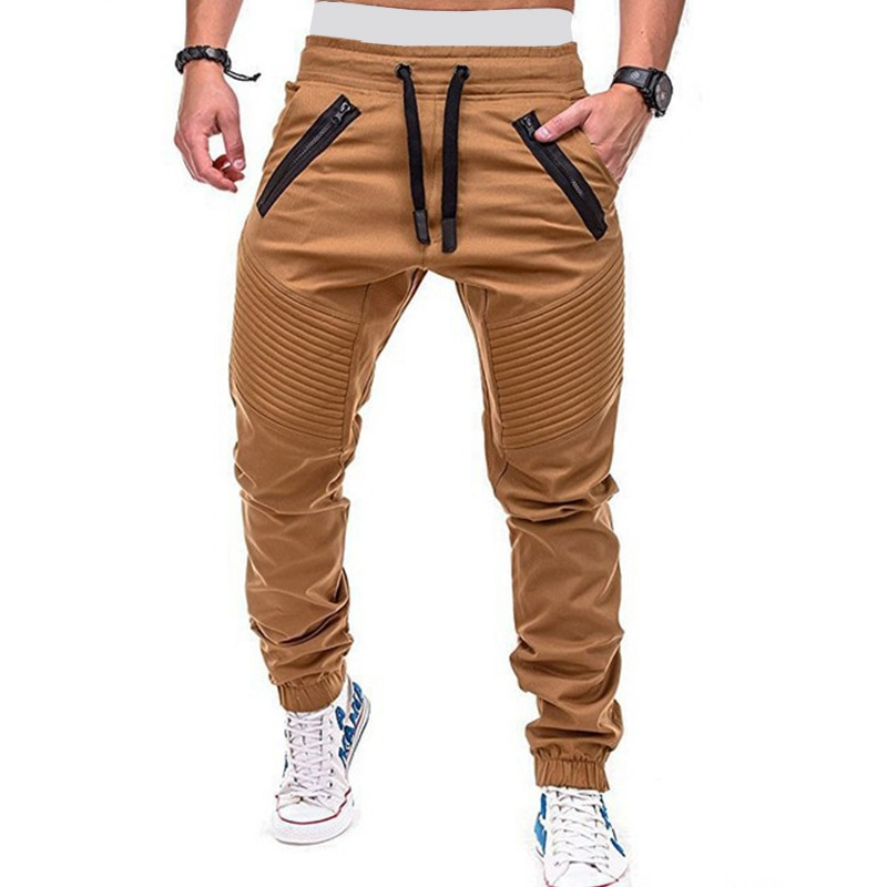 Sweatpants Men's Pants Hip Hop Joggers Cargo Pants Streetwear Men Trousers Casual Fashions Military Pants Pantalones Hombre