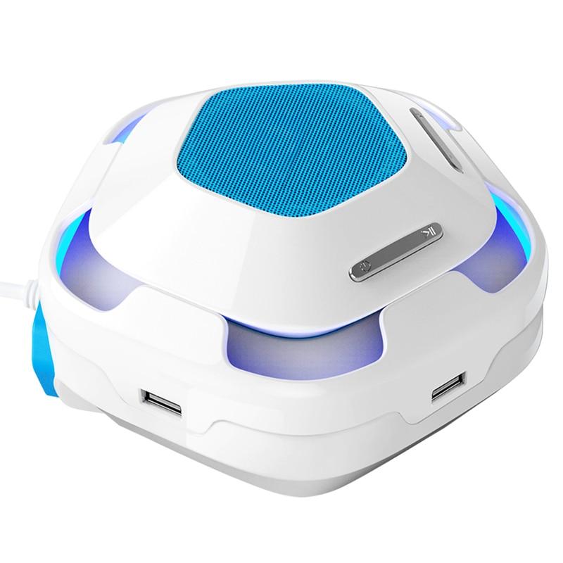 Conceptual Design Power Station Split Bluetooth Speaker 4usb Charger Dual AC Socket