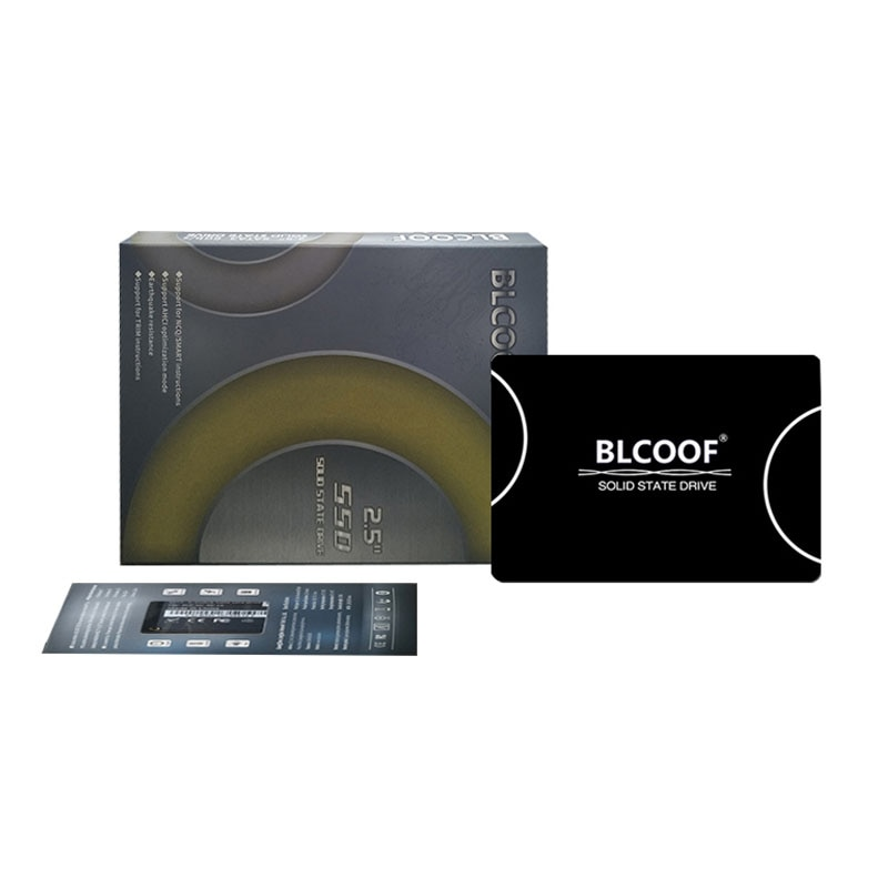 SSD TLC 64G 120G  HDD internal hard drive Disk 2.5 SATA III BLCOOF internal solid state disk HDD Used for laptop and desktop