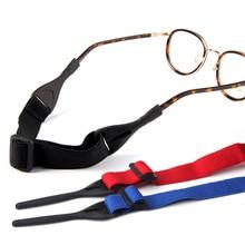 1 pz occhiali per occhiali cinturino antiscivolo cordino elastico per collo sport all'aria aperta occhiali String occhiali da sole corda supporto per cinturino in vetro di Nylon