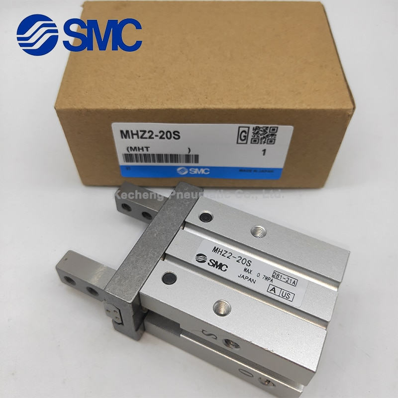mhz2 10dn pneumatic pneumatic smc finger parallel open double acting air claw the installation hole of mhz2 10d is different MHZ2 SMC original MHZ2-25D MHZ2-25D1 MHZ2-25D2 MHZ2-25D3 MHZ2-25S Pneumatic Finger Air Gripper Cylinder