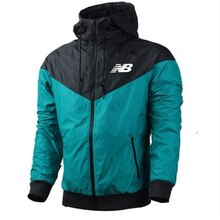 New men's Brand NB street Hoodie zipper thin casual jacket fishing  jacket outdoor mountaineering  w
