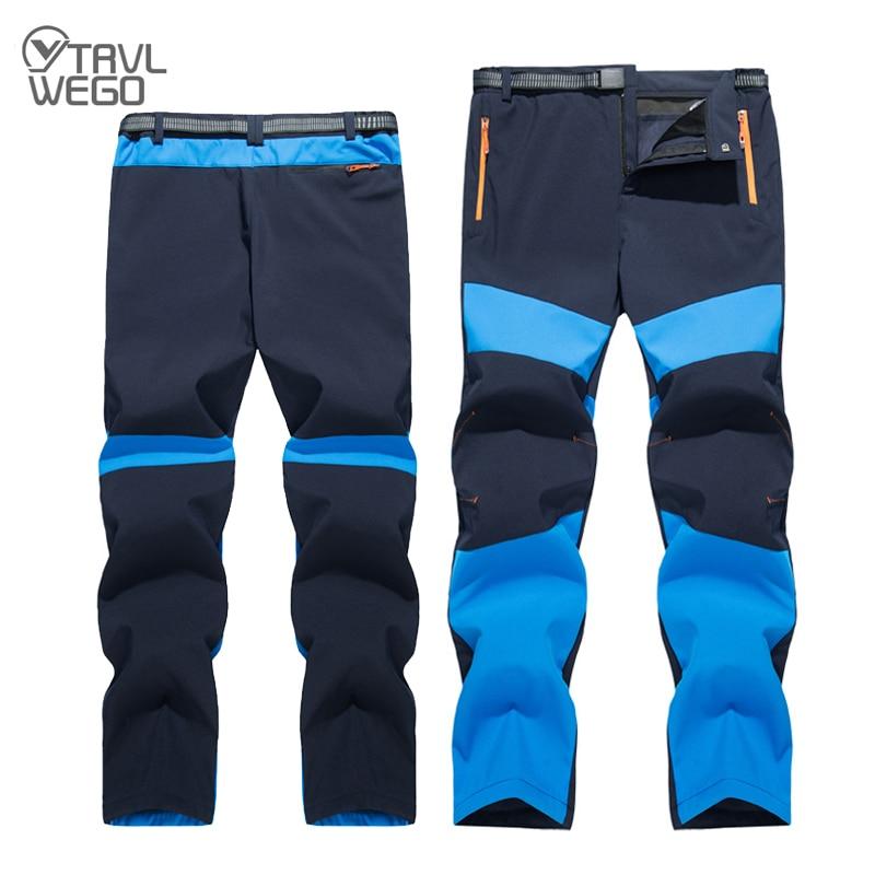 TRVLWEGO зимние ветрозащитные походные мужские брюки зимние мужские походные брюки треккинговые влагостойкие дышащие флисовые сохраняющие те...