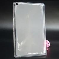 Soft Clear Transparent TPU Silikon Abdeckung Fall Fur 8 0 ASUS ZenPad 8 0 Z380 Z380C Z380M Z380KL Z380KNL P024 Tablet PC fall