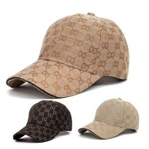 2021 New Hat Men Woman spring and summer outdoor sports printed baseball cap ladies casual sunshade cap
