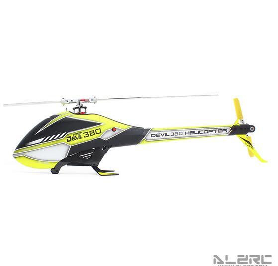 ALZRC-diablo 380 rápido FBI KIT de helicóptero de 19H380-SS-K