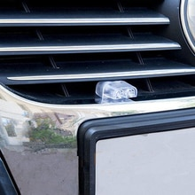 Vehemo voitures 2 pièces alerte alarme vent animaux expulser avant Roadkill universel Sonic Gadgets