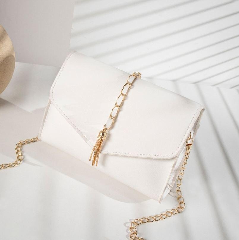 Крупнейший поставщик, Женская Стеганая Сумка через плечо, Золотая цепочка, искусственная кожа, сумка через плечо