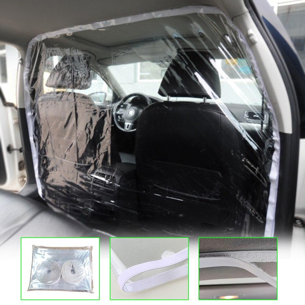 Película de aislamiento de coche de PVC, película protectora transparente reutilizable para HYUNDAI i10 i20 ix20 ix35 i30 i40 Tucson Genesis (tamaño 1,4*1,8 m)