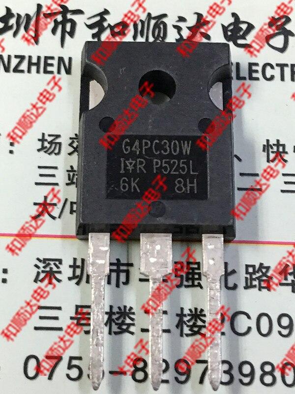1PCS G4PC30W IRG4PC30W PARA-247