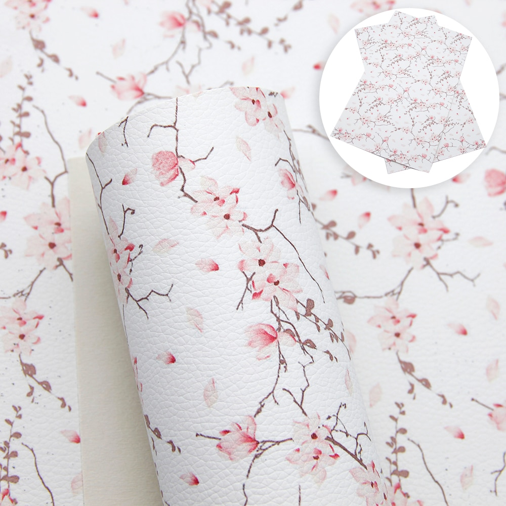 50*140cm Lychee Faux Synthetic Leather Fabric For Bows Leather Sheets Crafts DIY Handmade Material,1Yc16683