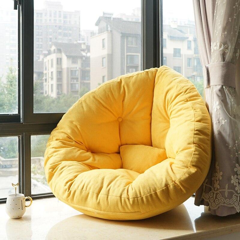 Sofá Lazy para ocio, Tatami pequeño, apartamento, dormitorio, bonito, de un solo...