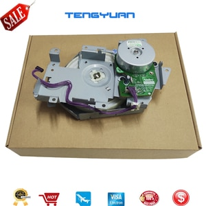 Drum drive motor assembly for HP3015 P3015 P3015N P3015DN M521 M525 RM1-6296 RM1-6343 RM1-6342 RM1-6521 RM1-6520