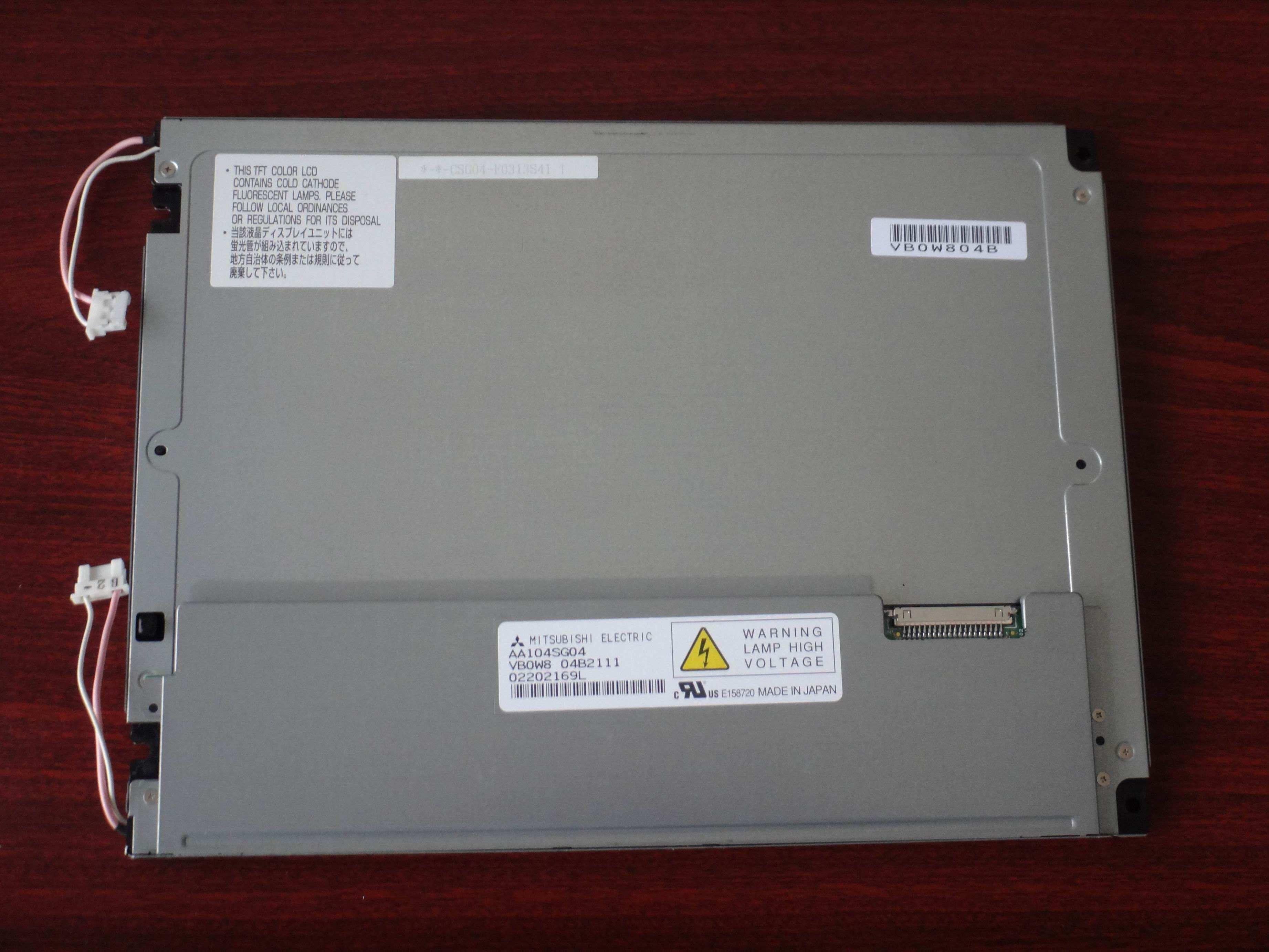 AA104SG04 AA104VC03 AA104VC04 AA104VC05 LCD شاشة