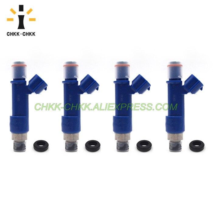 CHKK-CHKK 297500-1690 Z681-13-250 inyector de combustible para Mazda 3 (BK) 2002 ~ 09 M3 (BL) 2009 ~ 13 M3 (BM) 2013 ~ 16 M3 (BN) 2017 M2 (DE)