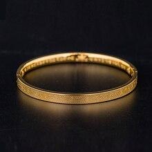 The five way God of wealth Martan scriptures Titanium steel bracelet It means getting rich Symbolizing good luck Men and women