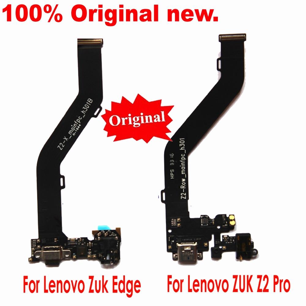 LTPro Für Lenovo Zuk Rand/ZUK Z2 Pro USB Lade Port Ladegerät Flex Kabel Dock Connector Micro Kopfhörer Jack modul Bord