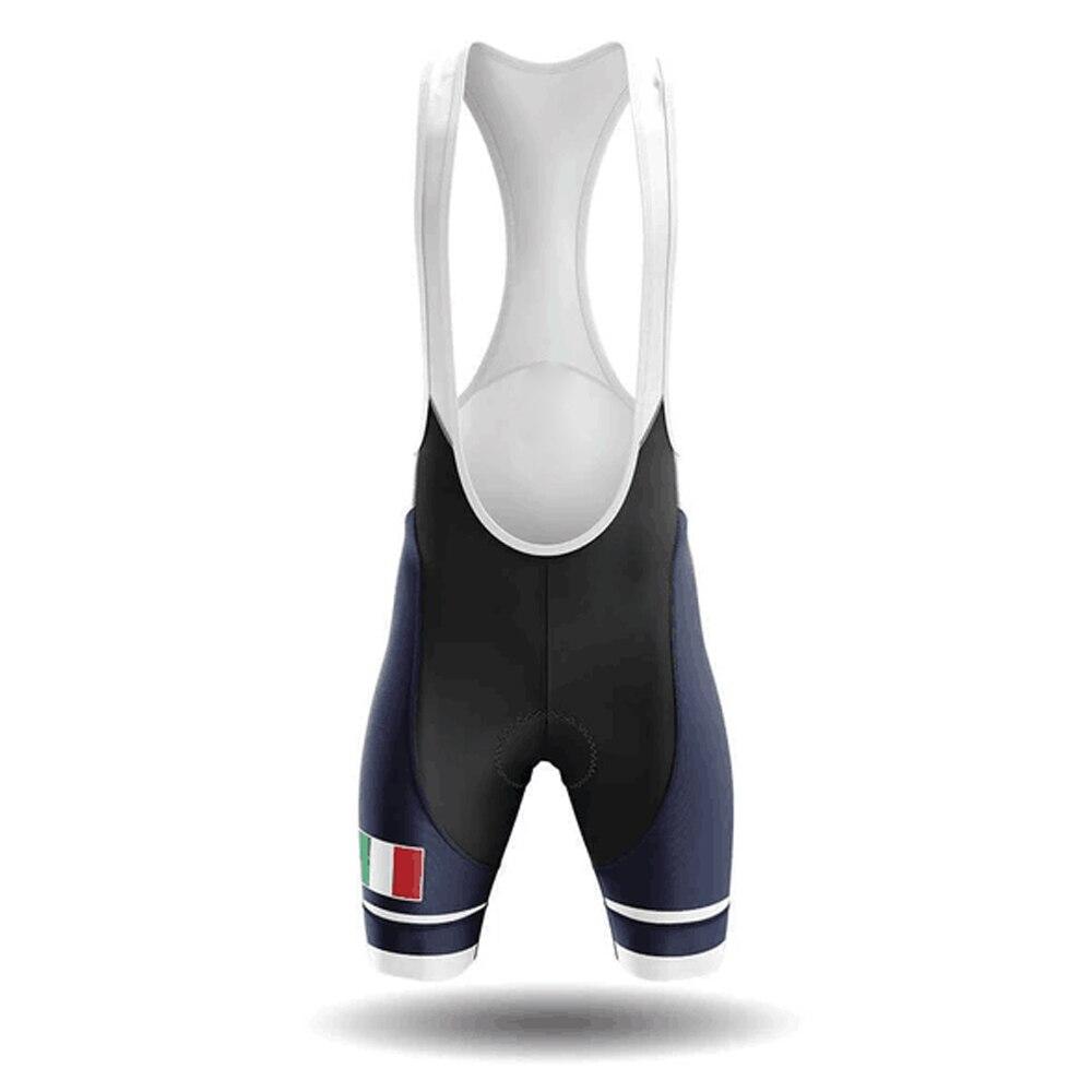 Corte a Laser Calções de Ciclismo dos Homens Equipe Itália Elastano Shorts Ciclismo 20d Gel Mtb Secagem Rápida Respirável Calções Bycicle 2022