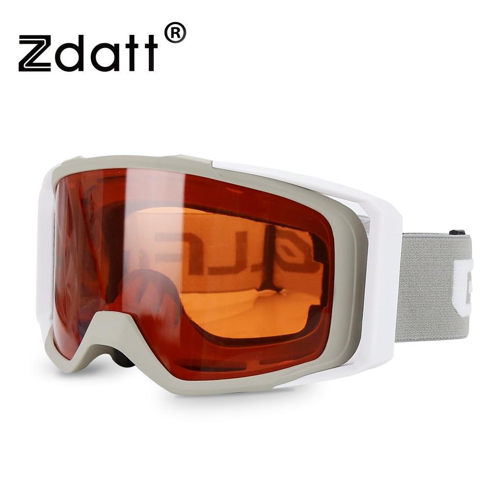 2021 Zdatt очки для мотокросса MX женские мужские защитные очки с регулируемым ремешком прозрачные линзы анти-туман Анти-УФ пылезащитные велосип...