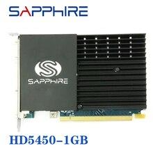 SAPPHIRE HD 5450 1GB Graphics Card GPU For AMD 5400 GPU Desktop Graphics Video Card Radeon HD 5450 1GB GDDR3 Used