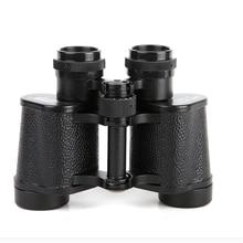 Baigish 8X30 Telescope Low Light Level Night Vision High Power HD Outdoor Binoculars